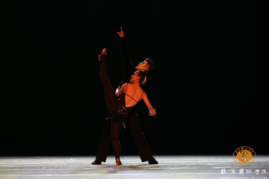 北京舞蹈学院国标_【卓越联盟】北京舞蹈学院国际标准舞艺术教育展演-学校要闻 ...
